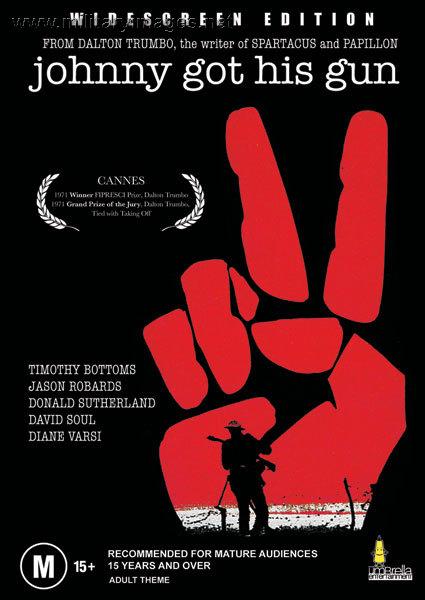 ドルトン・トランボ監督のジョニーは戦場へ行ったという映画