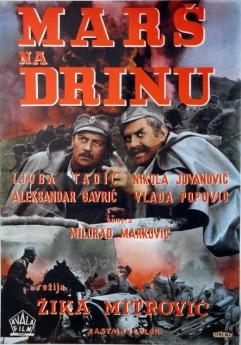 https://greatwarfilms.wordpress.com/2015/09/02/march-on-the-drina-1964/