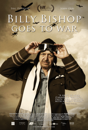 Billy Bishop Goes to War (2010) | Great War Films