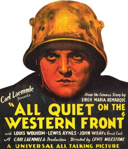 All Quiet on the Western Front (1930) | Great War Films